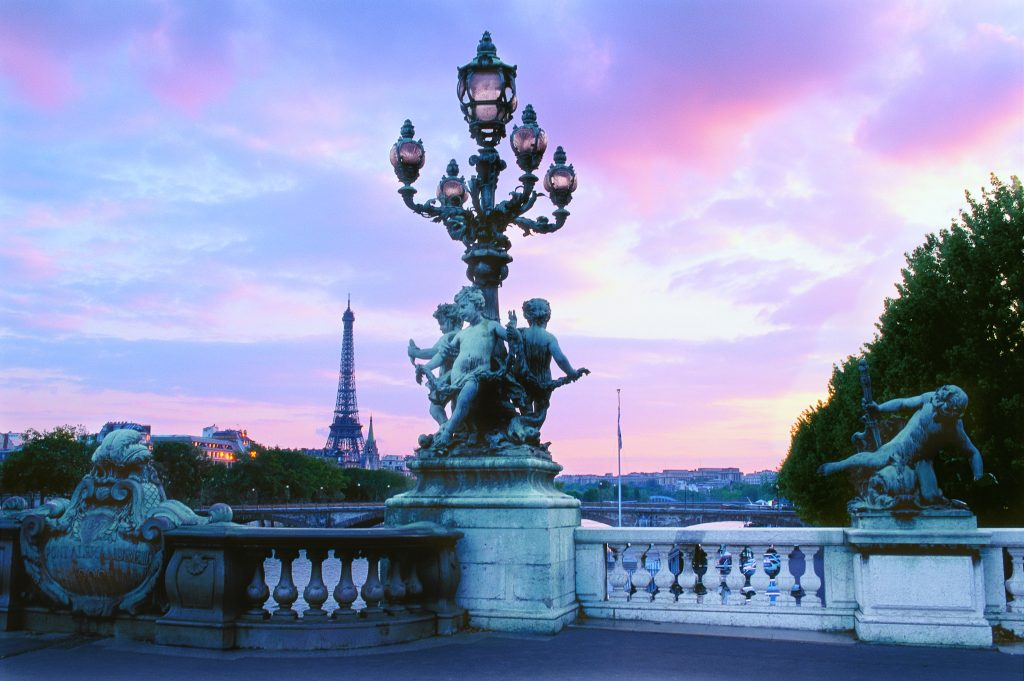 Paris guide to France