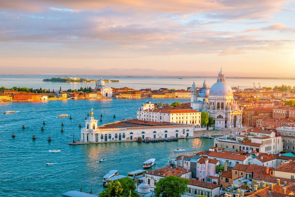 Venice - the Viking guide to Italy