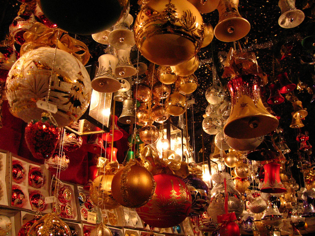 xmas market - what's on in December